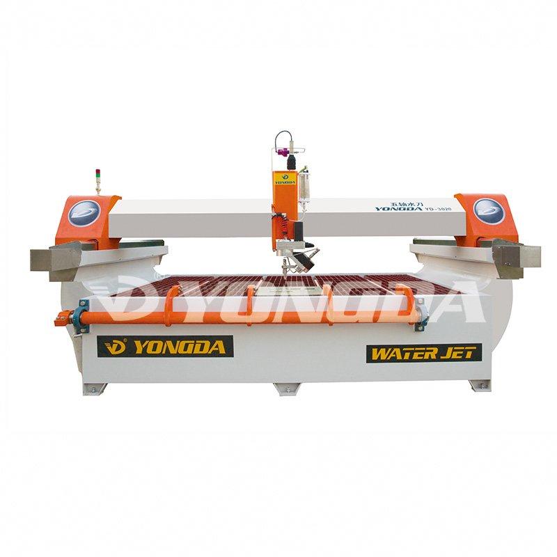 YONGDA YONGDA YD-3020 5 Axis AC Waterjet Machine Cutting Any Angle Waterjet Cutting Machine image3