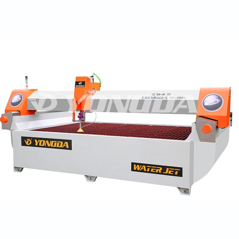waterjet cutting services angle for cutting stone YONGDA