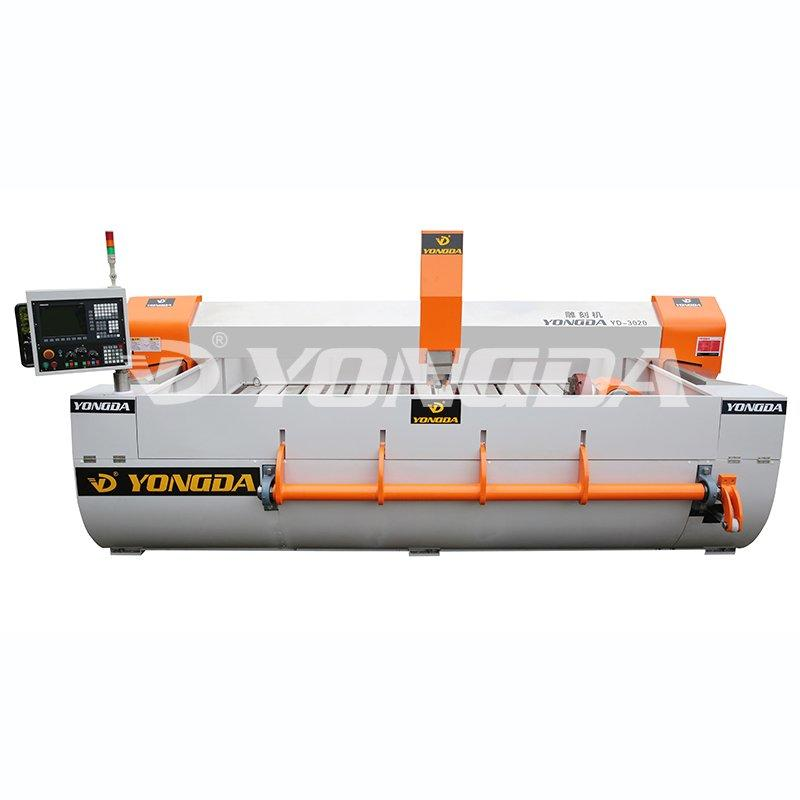 column belts YONGDA Brand engraving machine online factory