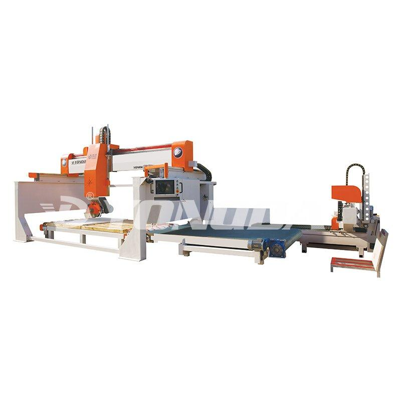 Wholesale cnc granite bridge saw for sale automatic YONGDA Brand