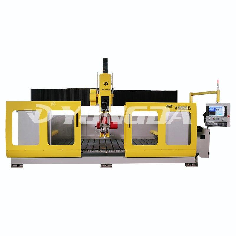 Wholesale prossing center cnc lathe machine manufacturer YONGDA Brand