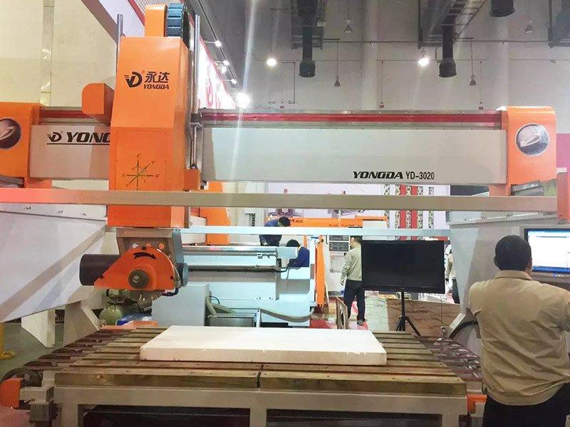 Bridge Saw Machine in Saudi Arabia