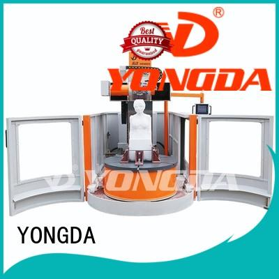 machine 30000rpm doubleheaded YONGDA Brand cnc engraving machine price supplier
