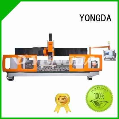 prossing center stone YONGDA Brand cnc milling machine parts factory