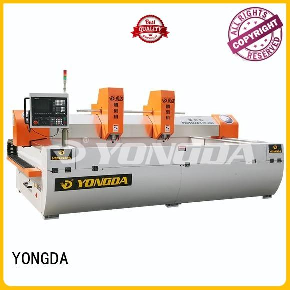 machine engraving machine for sale antidust for cutting metal YONGDA