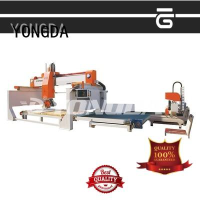 YONGDA precise used bridge saw for sale factory for cutting stone
