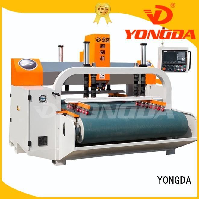 YONGDA precise industrial engraving machine motor for cutting metal