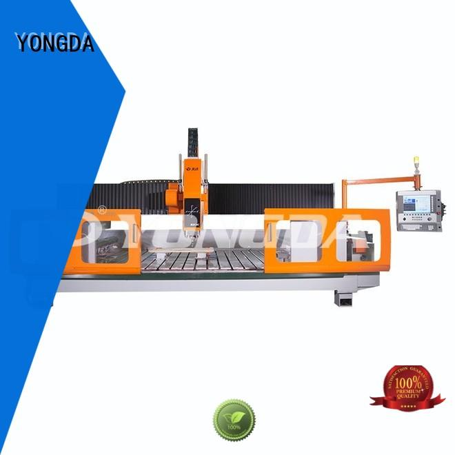 cnc cnc machine suppliers high speed for kitchen countertop YONGDA