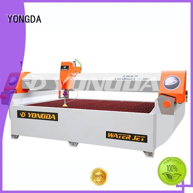 industrial water jet cutter 3axis 5 axis water jet cutting machines cutting