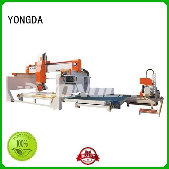 granite bridge saw for sale stone cutting axis YONGDA Brand