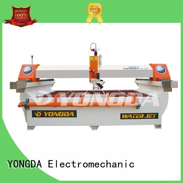 bridge any 3axis industrial water jet cutter YONGDA