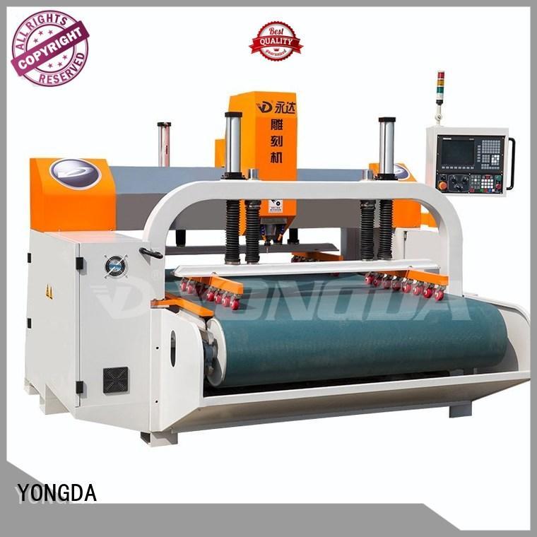 Hot antidust cnc engraving machine price yaskawa antiwater YONGDA Brand