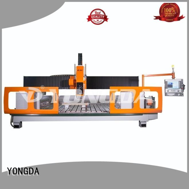center prossing cnc cnc milling machine parts YONGDA manufacture