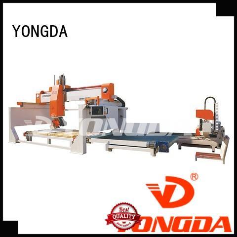 YONGDA professional bridge tile saw machine for glass
