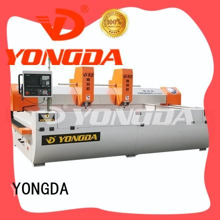 YONGDA automatic engraving and cutting machine antiwater for cutting metal