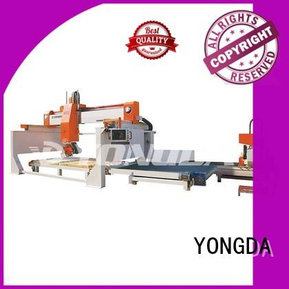 YONGDA Multifunction bridge saw reviews machine for granite