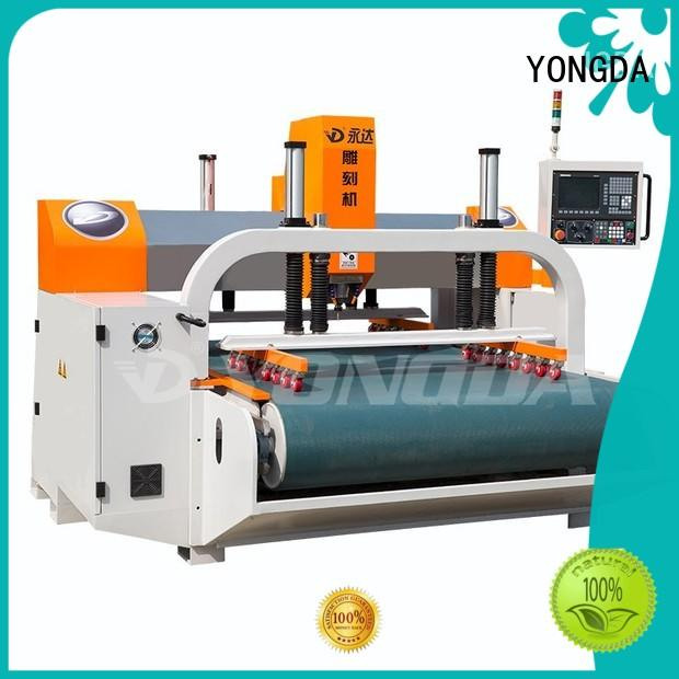 engraving machine online precision column YONGDA Brand cnc engraving machine price