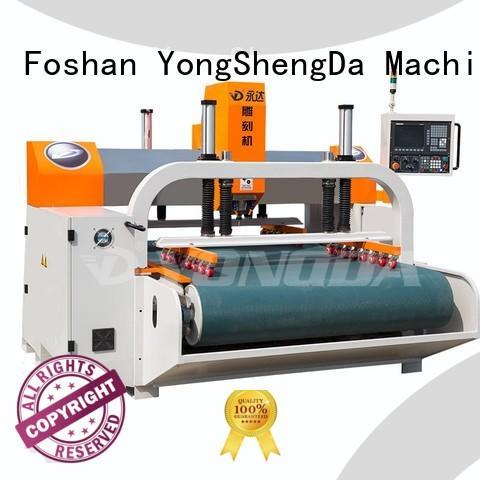 Japan Yaskawa Servo Motor High Precision Belts Engraving Machine