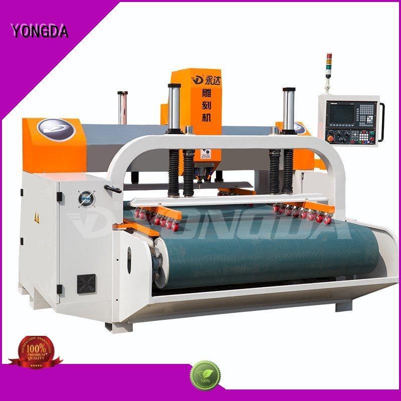 engraving machine online doubleheaded engraving one YONGDA Brand cnc engraving machine price