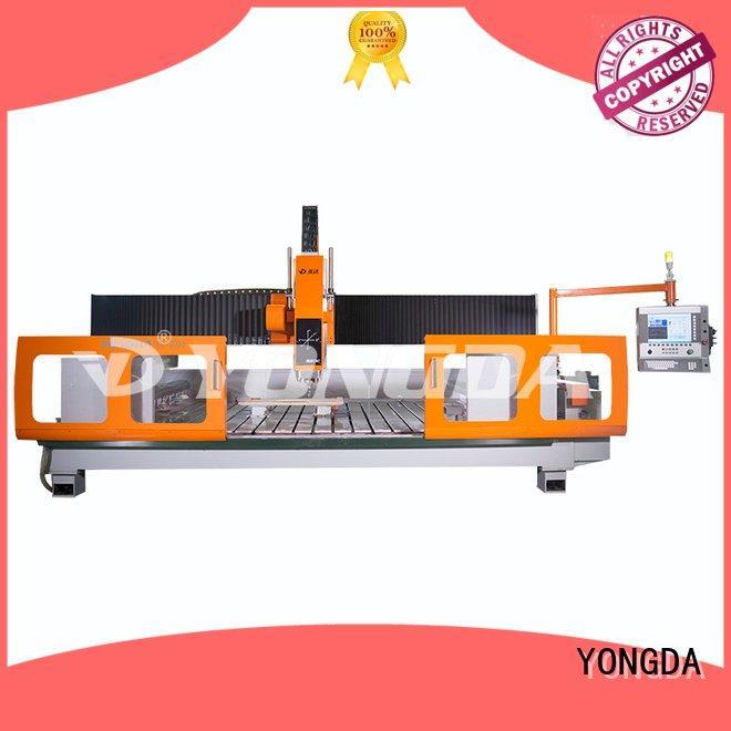 axis stone YONGDA cnc lathe machine manufacturer