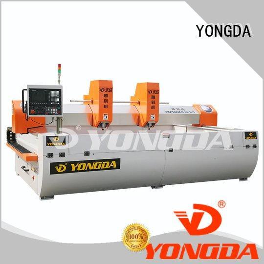 YONGDA servo metal engraving machine for sale antiwater machine