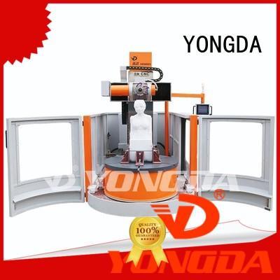 YONGDA anti-water cnc metal engraving machine wholesale for cutting glass