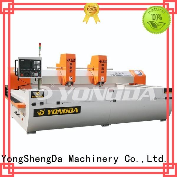 doubleheaded engraving engraving machine online precision YONGDA company