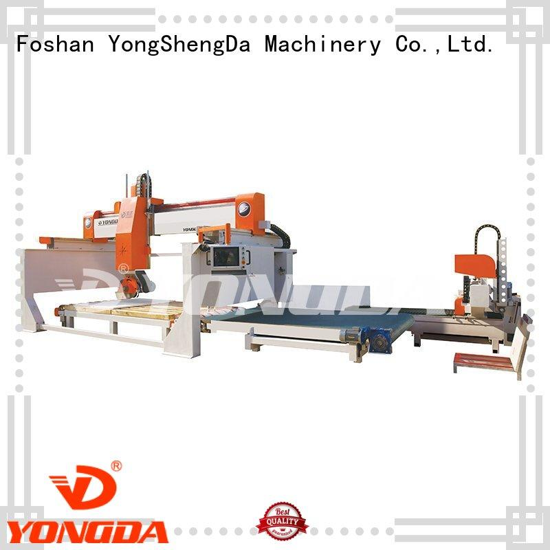 marble ceramic machine YONGDA Brand granite bridge saw for sale manufacture