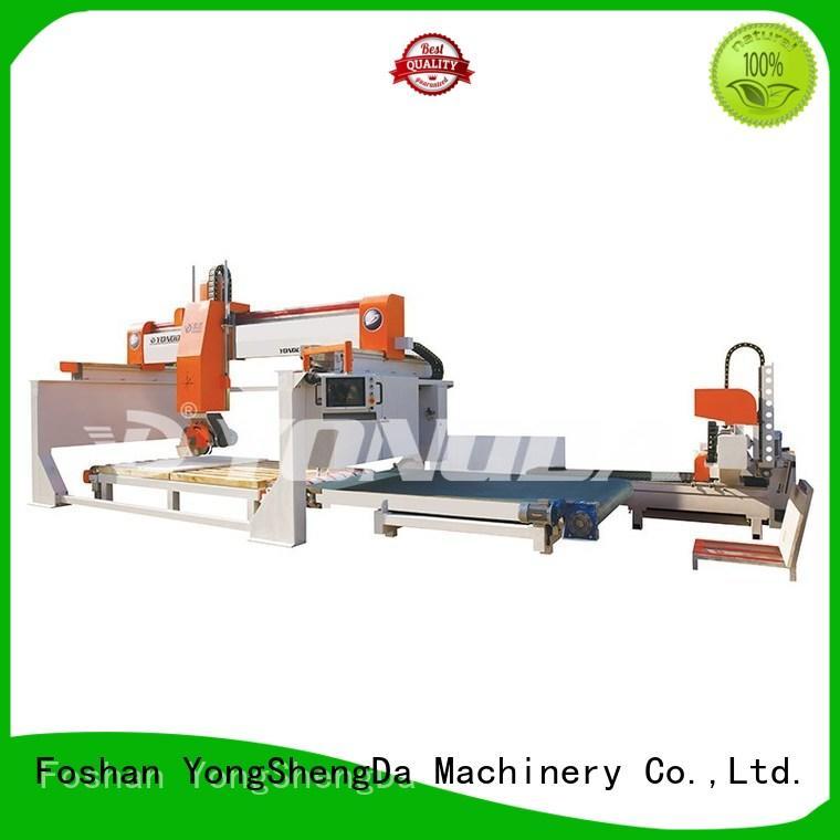 YONGDA Brand machine cutting granite bridge saw for sale bridge