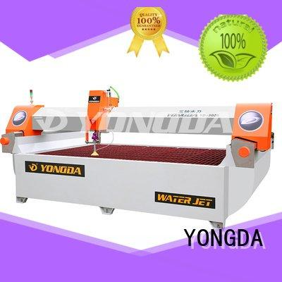 industrial water jet cutter any 5 axis water jet cutting machines YONGDA Brand
