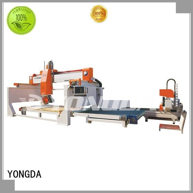 axis bridge saw reviews Simple operation for cutting stone YONGDA