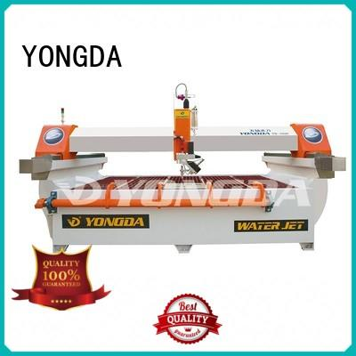 YONGDA Brand cnc pressure industrial water jet cutter water supplier