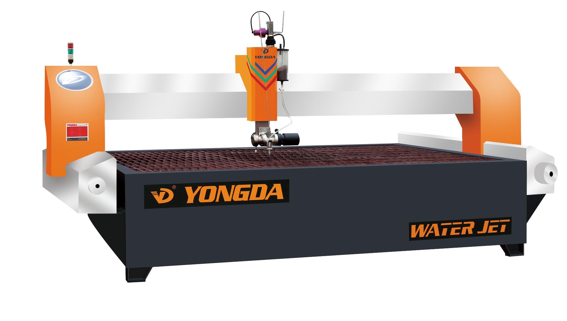 YONGDA-Yongda water jet faster cutting speed, higher return on investment-2