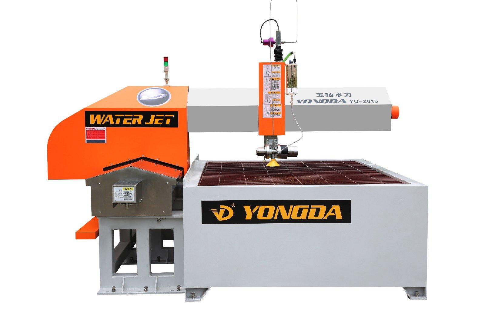 YONGDA-Yongda water jet faster cutting speed, higher return on investment-4