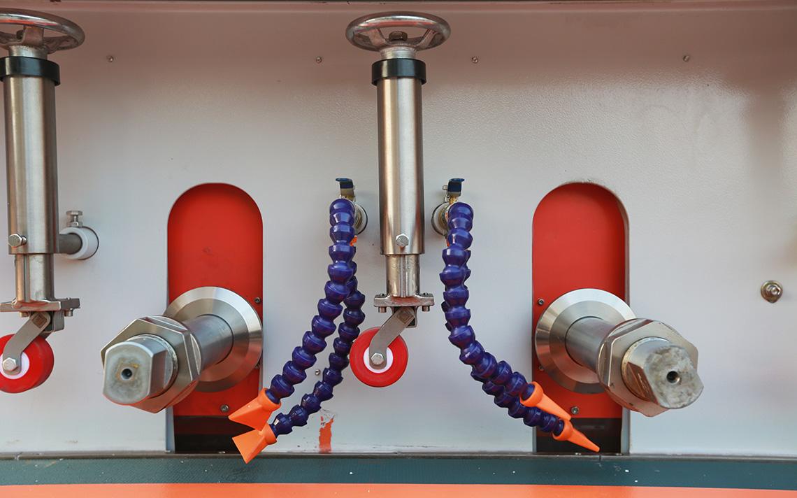 YONGDA-Stone Cutting Machine Manufacture | Yxt-200Ⅱ Automatic Stone Profiling Line-6