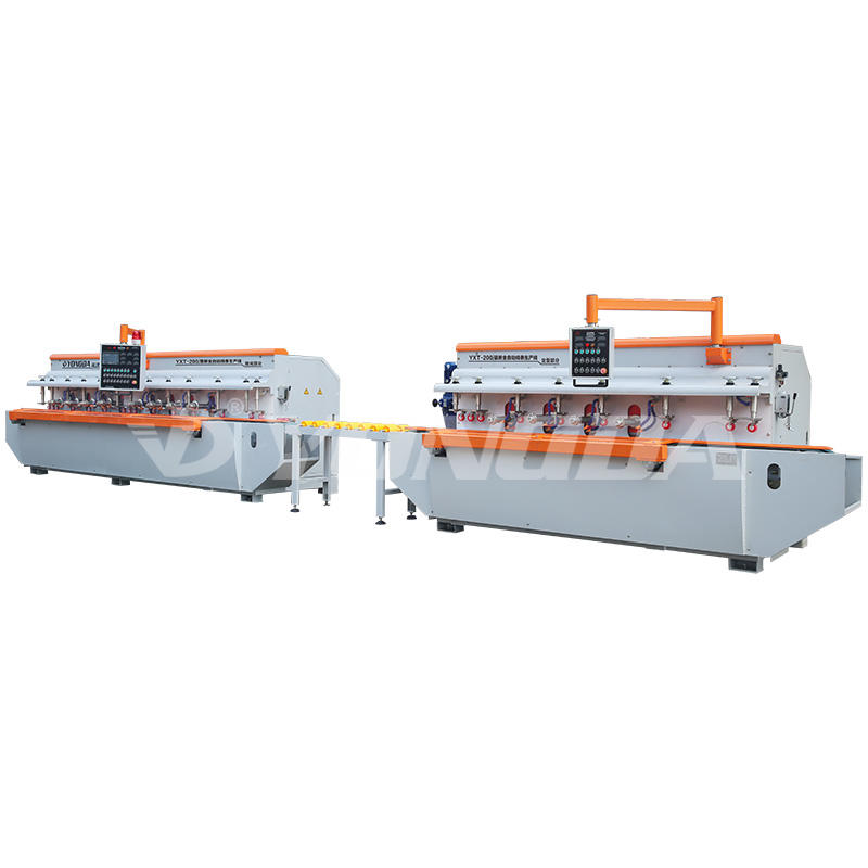 YXT-200Ⅱ automatic stone profiling line