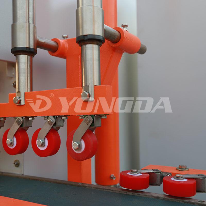 YXT-200Ⅱ automatic stone profiling line