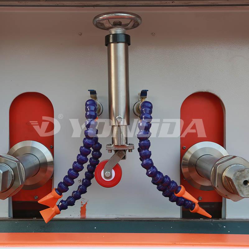 YONGDA-Yxt-200Ⅱ Automatic Stone Profiling Line | Edge Banding Trimmer-7