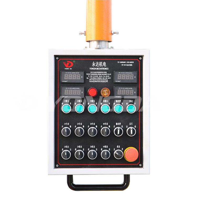 YONGDA-Stone Cutting Machine Manufacture | Yxt-200Ⅱ Automatic Stone Profiling Line-8