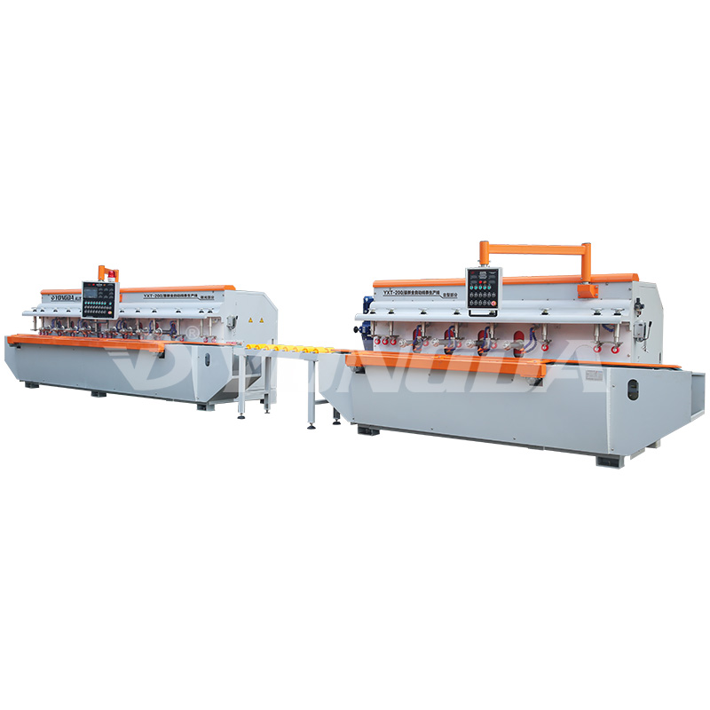 YONGDA-Yxt-200Ⅱ Automatic Stone Profiling Line   Edge Banding Trimmer