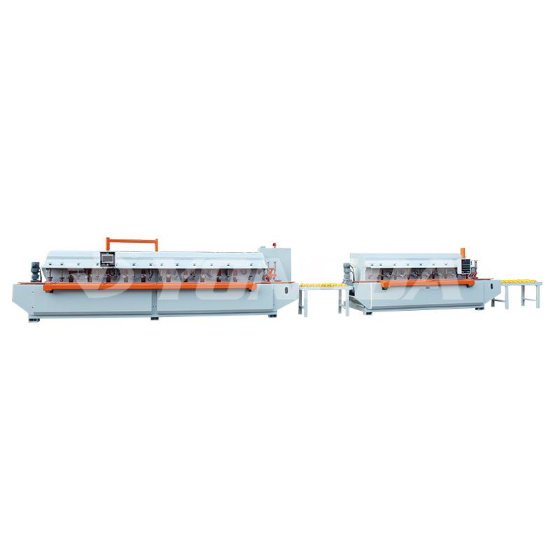 YONGDA-Yxt-200Ⅱ Automatic Stone Profiling Line   Edge Banding Trimmer-1