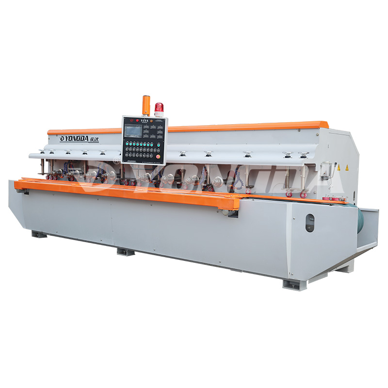 YONGDA-Yxt-200 New 3+5 Automatic Tool Line Polishing Production