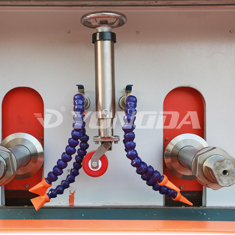 YONGDA-Yxt-200 New 3+5 Automatic Tool Line Polishing Production-2