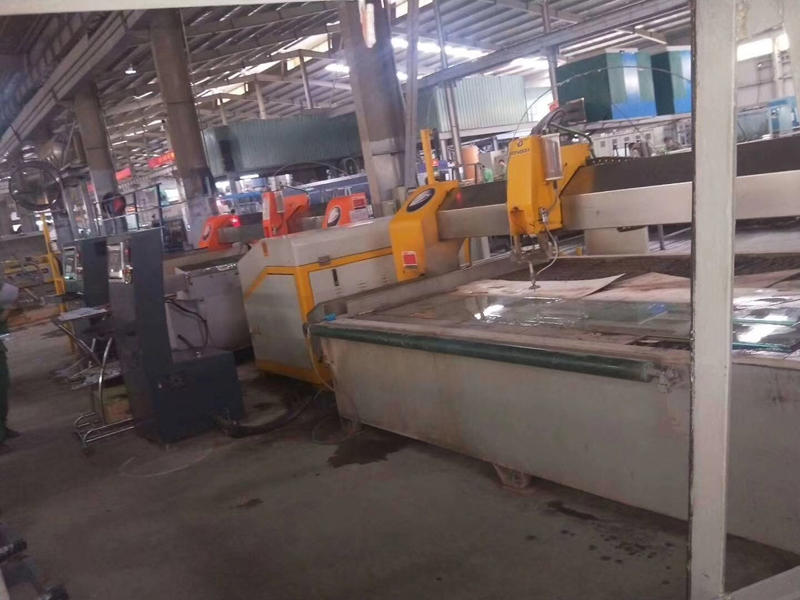 Vietnamese customers purchase Yongda waterjet 9 sets at one time 01