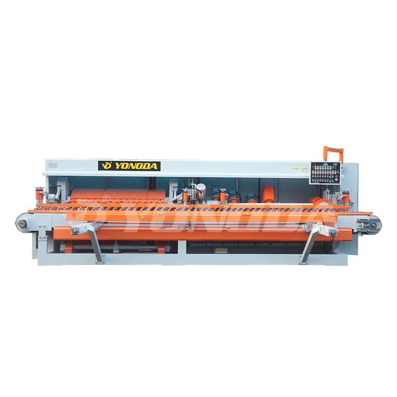 YONGDA-Best \yh-120090°)stone Arc-edge Grinding And Polishing Machine