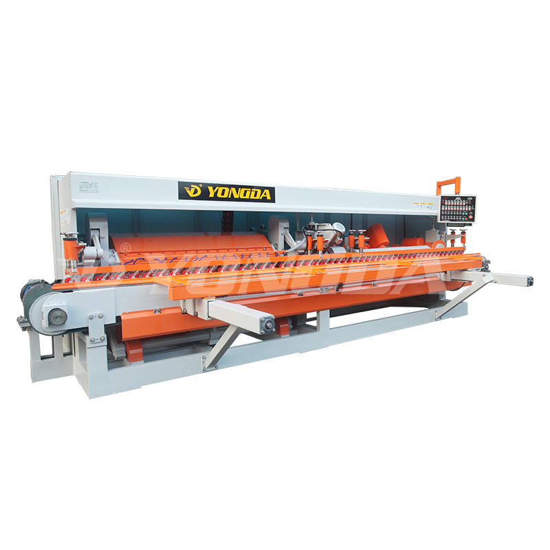 portable edge banding machine production grinding line YONGDA Brand edge banding suppliers