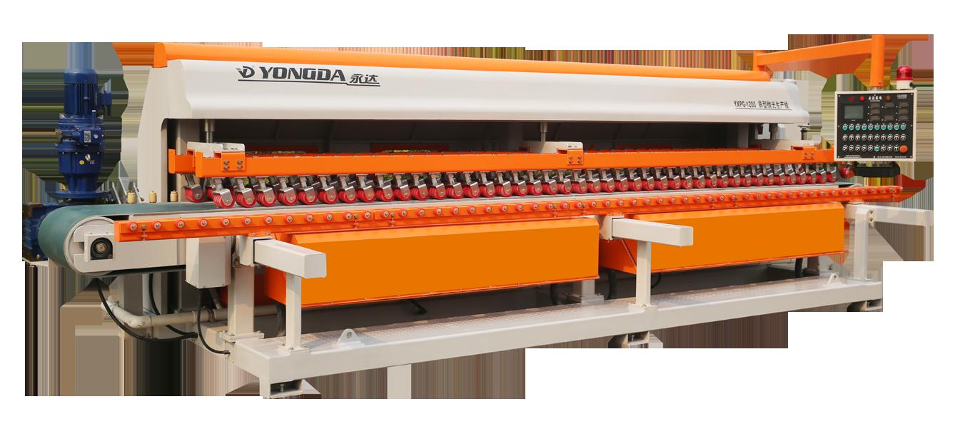 YONGDA-Best Cnc Linear Profile Edge Production Line Formica Edge Banding