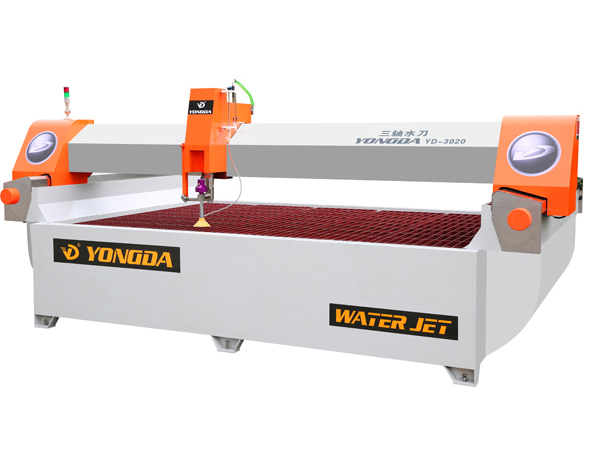 YONGDA-3-axis Flying Arm Bridge Water Jet Cutting Machine Yongda | Waterjet-7