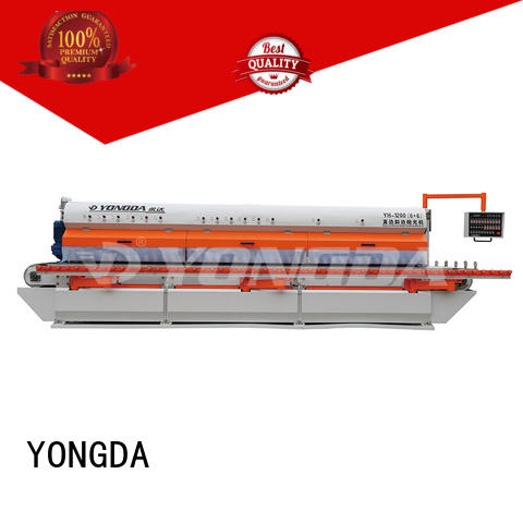 YH-1200(6+6)Stone square edge and bevel polishing machine