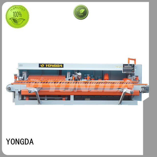 YONGDA Brand Polishing line portable edge banding machine